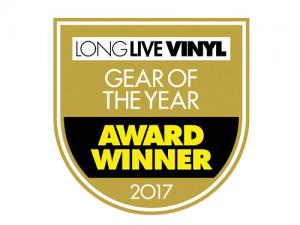 Long Live Vinyl Gear of the Year Award Winner 2017