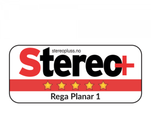 Stereo Pluss Magazine 5 Star Review