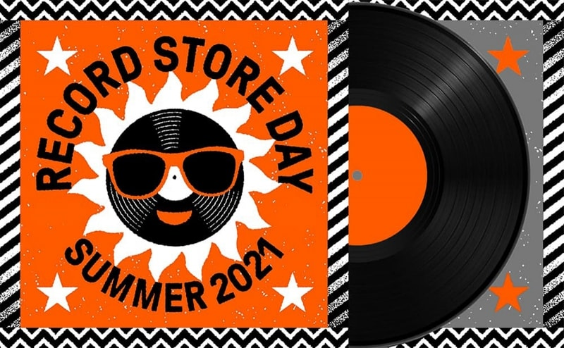 Record Store Day Summer 2021