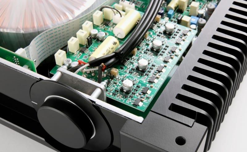 Rega Aethos Amplifier