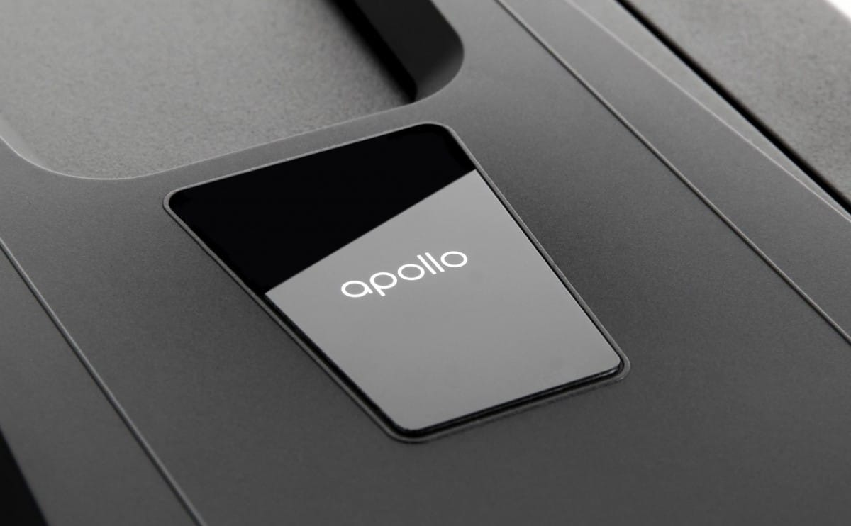 Rega Apollo CD Player Badge Detail
