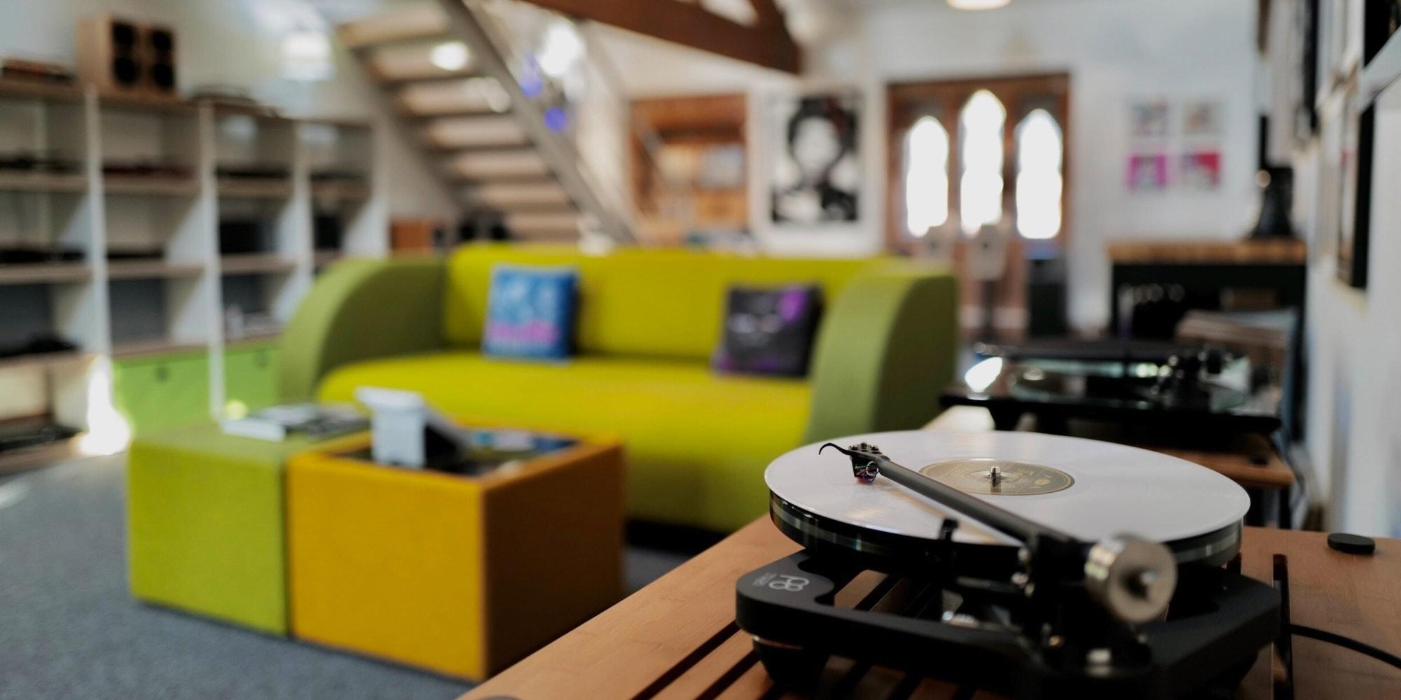 Vinyl Groove Audio