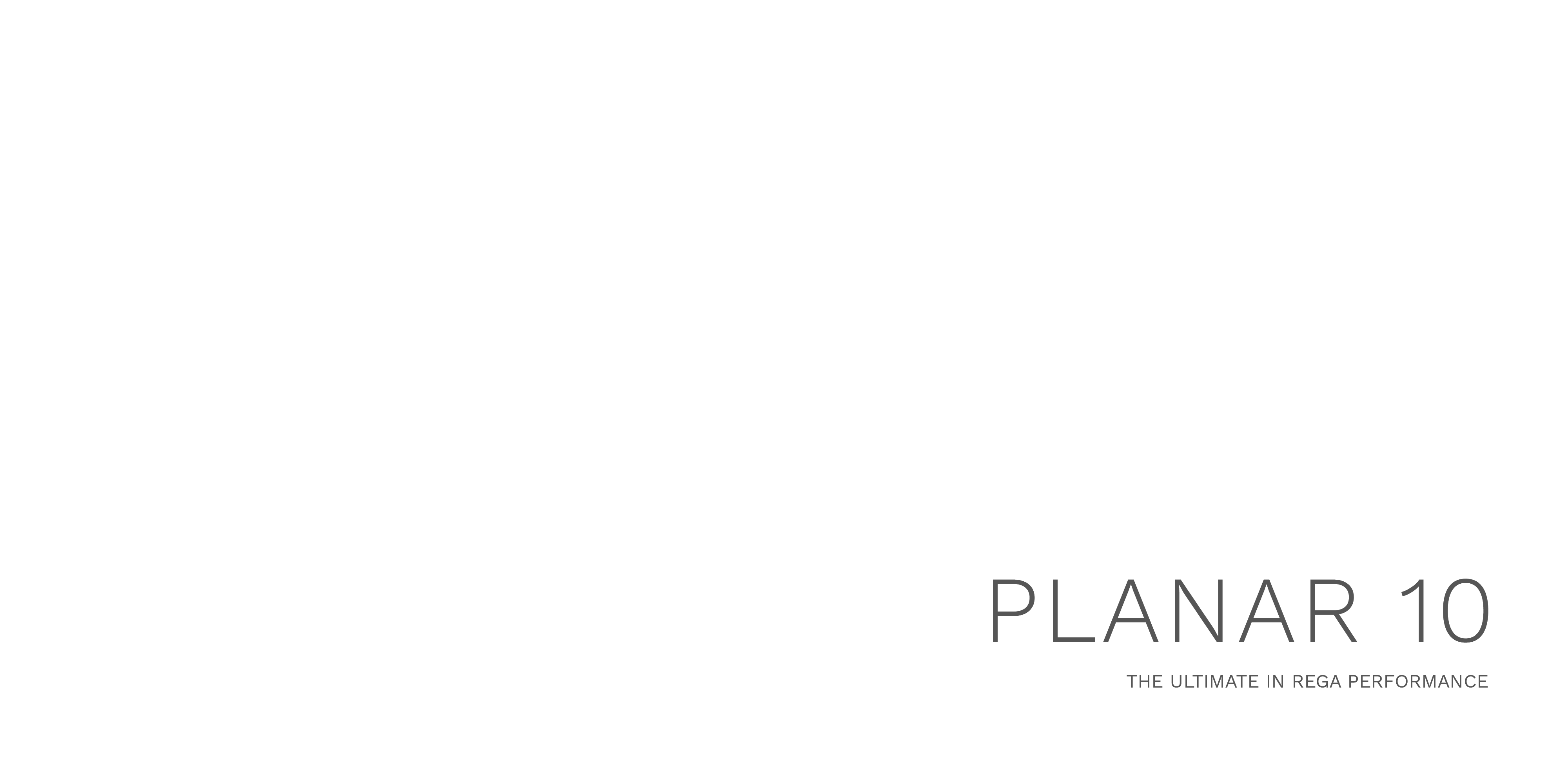 Rega Planar 10 Turntable