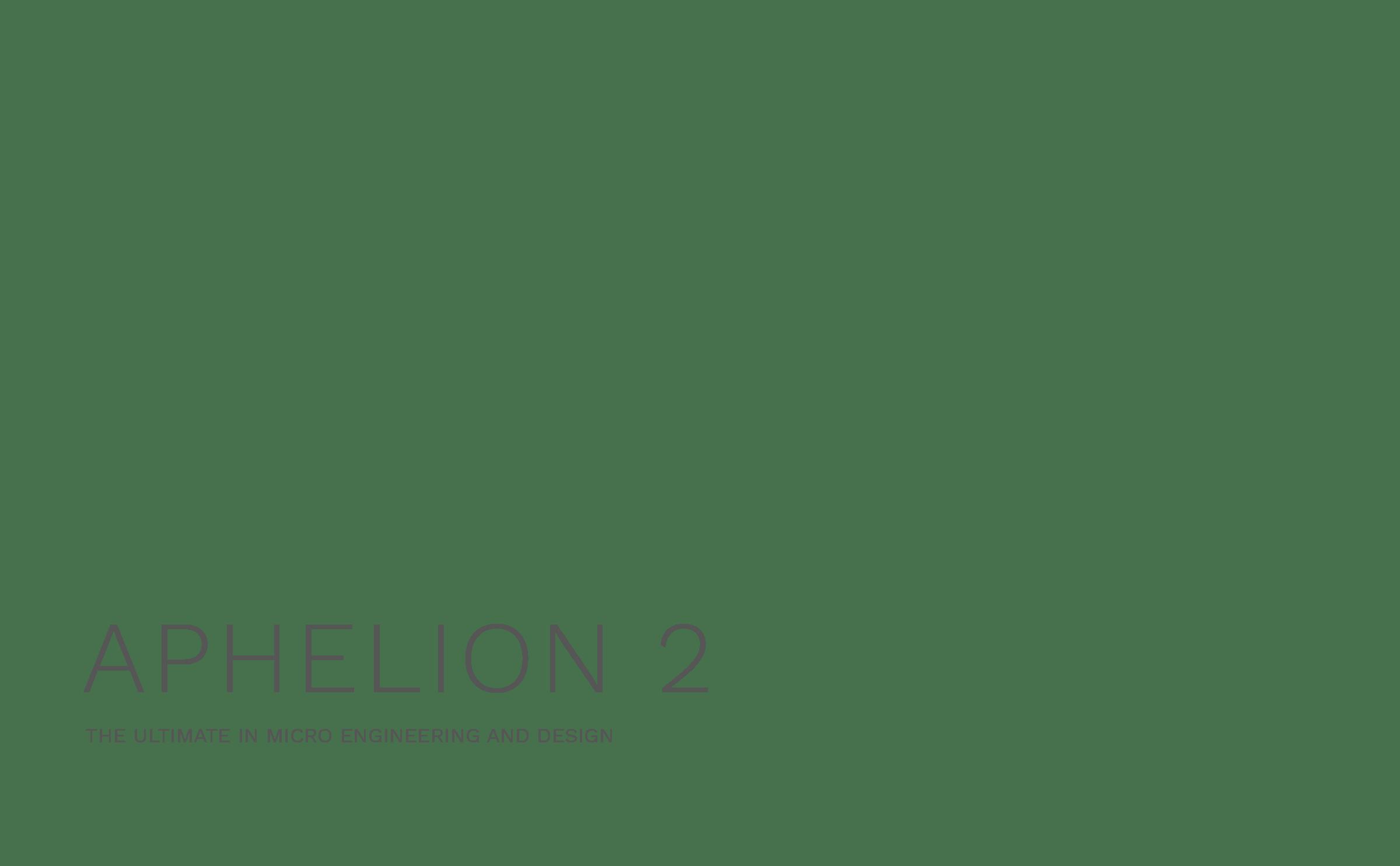 Rega Aphelion 2 MC Moving Coil Cartridge
