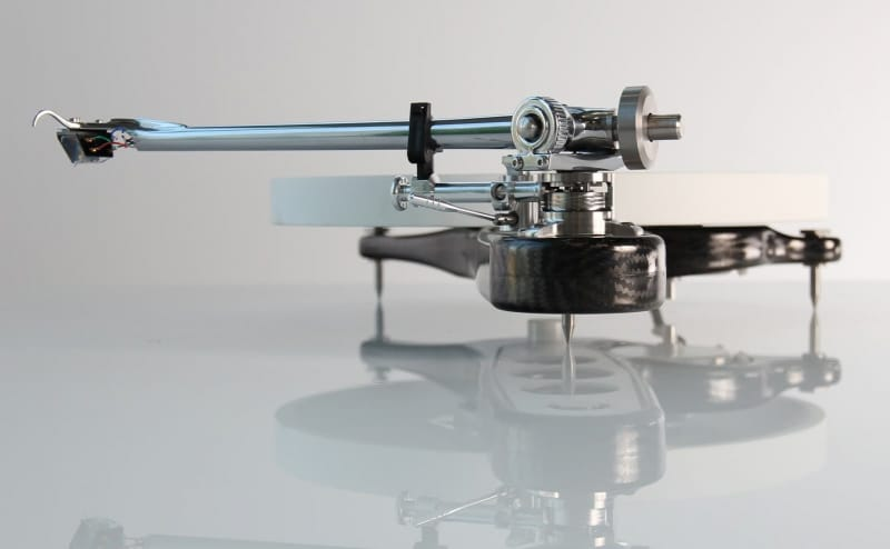 Rega Naiad turntable
