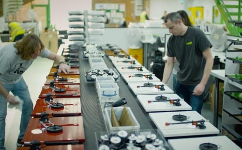 'Listen' The Rega Factory Tour Film 2020