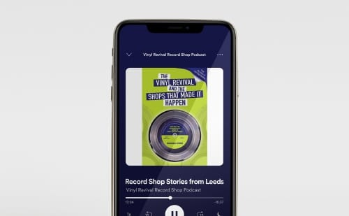 The Vinyl Revival podcast