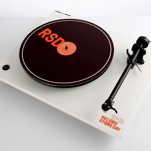 Rega's special edition 2017 Record Store Day turntable.