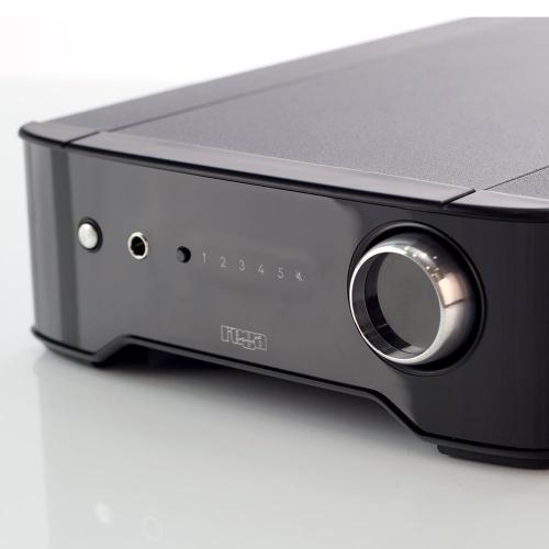 Rega's Brio Amplifier.