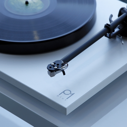 Rega's Planar 1 PLUS turntable updated with the new matt finish and EBLT belt fitted.